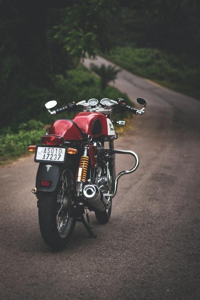 motor verzekeren